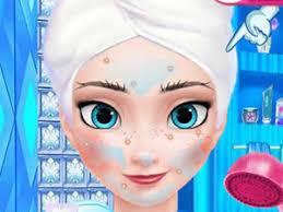 elsa stylish makeover game