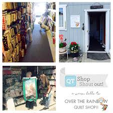 Shout out to Over the Rainbow Quilt Shop in Camano Island, WA ... & Shout out to Over the Rainbow Quilt Shop in Camano Island, WA! Adamdwight.com