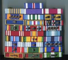62 Cogent Air Force Decoration Chart