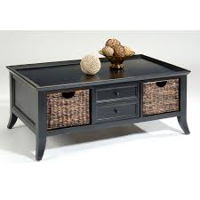 Coffee Tables With Basket Storage Key West Coffee Table Coffee Tables At Hayneedle