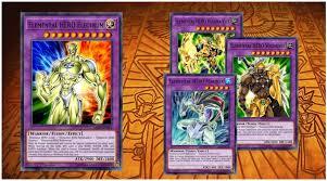 elemental hero jaden ygoprodeck