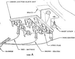 57 chevy wiring diagram intended for 1957 chevy bel air fuse box 57 chevy ignition wiring diagram at 1957 Chevrolet Wiring Diagram