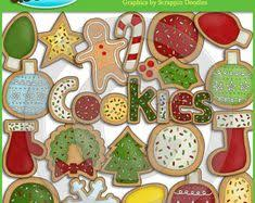 plate of christmas cookie clip art.  Clip Plate Of Christmas Cookie Clip Art Images U0026 Pictures Inside C