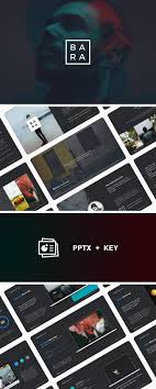 Powerpoint Theme Templates Free Bara Free Business Powerpoint Keynote Presentation Template