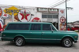 1971 Chevrolet Suburban 3 Door 1972 Hot Street Rod C-10 Retromod ...