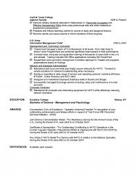 Information Technology Resume Examples Resume Example