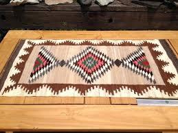 vintage wool rug image 0 vintage mexican wool rug vintage wool rug