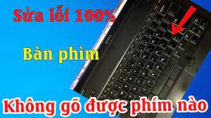 Bàn phím máy tính bàn không gõ được   Cách sửa lỗi máy tính không gõ được bàn  phím đơn giản thành công 100% - CongNghe365.info