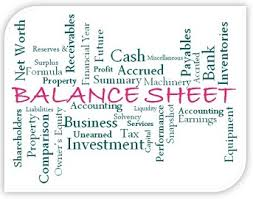 Difference Between Balance Sheet And Consolidated Balance Sheet