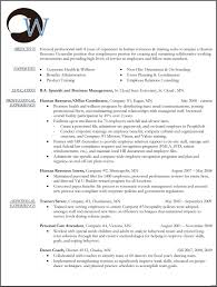 Human Resources Generalist Job Description Resume Socalbrowncoats