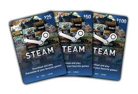 steam gift card amounts free steam gift cards