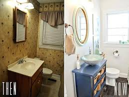 bathroom remodel on a budget. Diy Bathroom Remodel Budget Renovation Reveal Small  On A