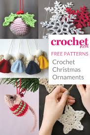 Crochet Christmas Ornaments Patterns