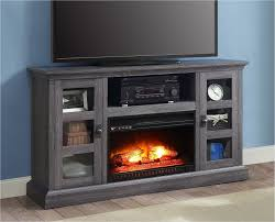 black electric fireplace entertainment center rustic entertainment center with fireplace