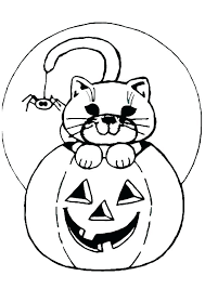 Cats Coloring Page Happy Cat In The Garden Coloring Page Cats