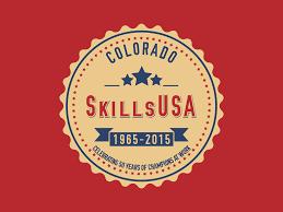 Skillsusa T Shirt Design Contest James Wang Btec T Shirt Design