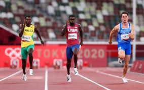 Trayvon bromell is backthe long awaited return of trayvon bromell from a horrific injury that saw him sit out since rio 2016. R6g Iihn5 Pehm
