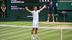 """Wimbledon 2021: Djokovic nach historischem Triumph selbstbewusst: """"Halte  mich für den Besten"""" - Eurosport"""
