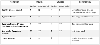 Hyperinsulinemia Vs Hyperglycemia The Story Of Pcos