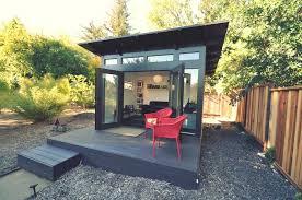 backyard home office. Prefab Office Pod Backyard Sheds Studios Storage Home Modern Shed Kits Space H