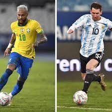 Argentina vs Brazil, Copa America Final ...