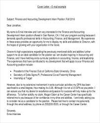 39 Cover Letter Examples Free Premium Templates