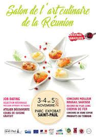 Salon De Lart Culinaire De La Réunion Heritage Event Saint Paul