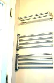 laundry pulley drying rack hanging clothes drying rack pulley dry racks wall mounted interior best indoor