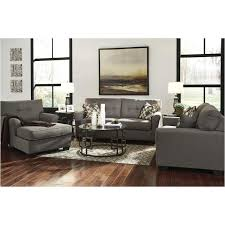 Ashley Furniture Tibbee Slate Living Room Sofa