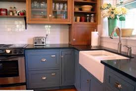 Painting Old Kitchen Cabinets Photo Of This House Before And After