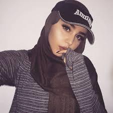 makeup and hijab styles hijab artist on insram hafsafergani