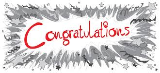 Image result for congratulations word pics