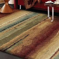 6x9 area rugs colorful striped area rug