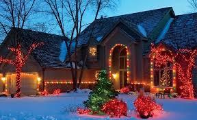 Christmas home lighting All Over House Creative Ideas On Where And How To Hang Christmas Lights Funnewjersey Blog Creative Ideas On Where How To Hang Christmas Lights