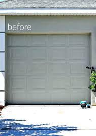 painting garage door can you paint a garage door painting a garage door wood painted garage painting garage door
