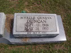 Myrtle Geneva Duncan Phipps (1926-1952) - Find A Grave Memorial