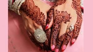 Arabic Mehendi Design For Bride Arabic Bridal Mehndi Designs To Try Livinghours