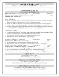 Resume Examples For Registered Nurses Musiccityspiritsandcocktail Com