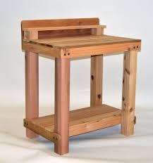 Potting Table Farmer D Potting Bench Deluxe 2 Farmer D Organics