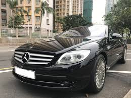 VINCENT MOTORS CO. LTD. - Mercedes-Benz CL500