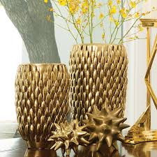 Small Picture Gold Decor Gold Home Decor Gold Home Accessories Gold Vases