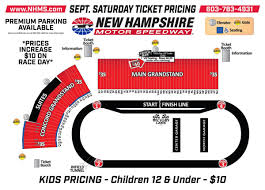 Texas Motor Speedway Suite Chart Tickets Events Nhms