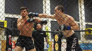 Petr Hloupý Fight Gym Rychnov nad Kněžnou vs Adam Janca MMA  Ostrava-Fitnescetrum - YouTube