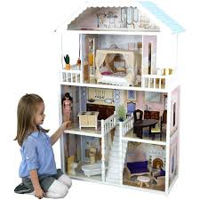 wooden barbie dollhouse plans free