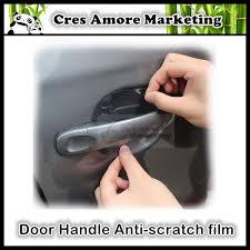 car vehicle door handle protection film 1 set 6 pcs u2039 u203a car door handle hand s16 car