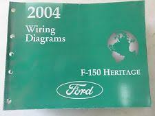 2004 ford f150 service manual 2004 ford f150 heritage truck electrical wiring diagrams service manual factory