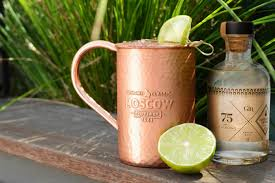 gin moscow mule recipe make your mule