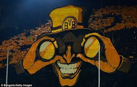 :) pm us today if you want info on booking for 2021/22 season with just a £75 deposit, as places are running out already!! Borussia Dortmund Amazing Fan Banner Ahead Of Malaga Champions League Match Daily Mail Online