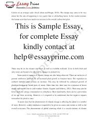 climate change and maritime sector essay sample  3