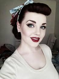 50s updo hairstyles hair styles